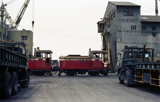 1973-5-13臨港貨物線155-1