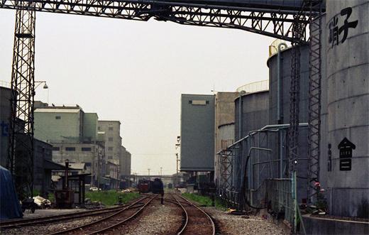 1973-5-13臨港貨物線156-1
