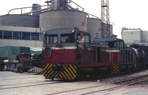 1973-5-13臨港貨物線157-1