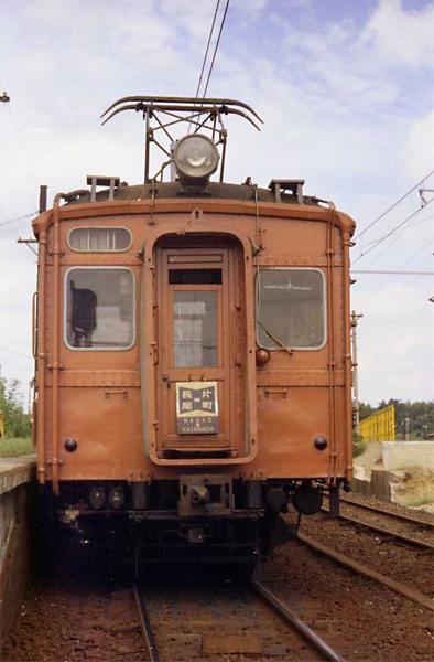 19730902片町・関西線231復-1