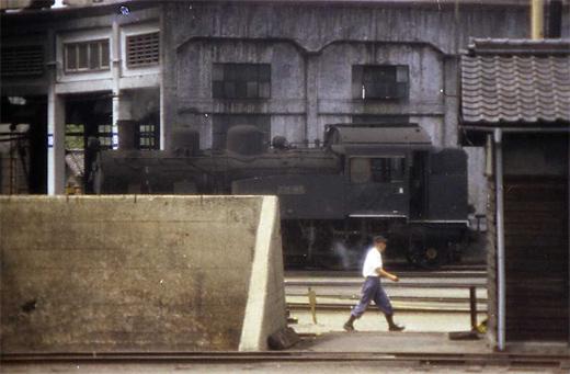 19730902片町・関西線C12167-