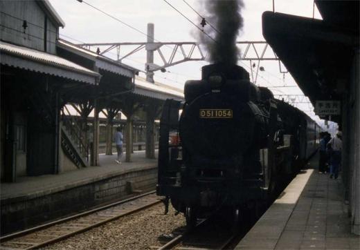 19730902片町・関西線228復-1