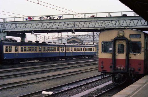 19770504クハ76070・モハ70072-1