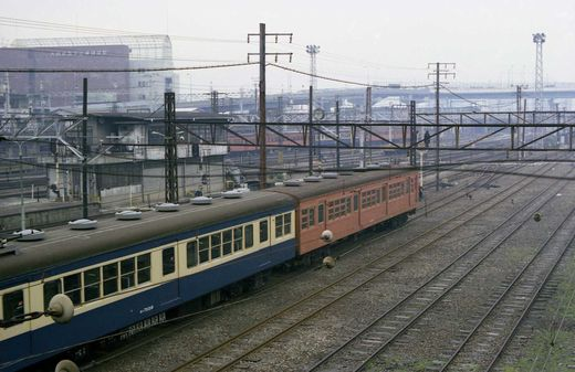 19770406クハ79382・モハ70318-1