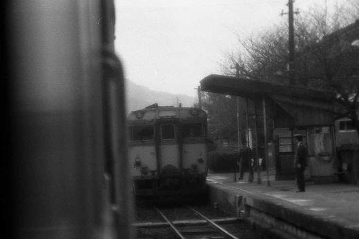 19761123和歌山線・北宇智ほか465-1