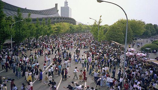 1981年交流山電鉄688-1