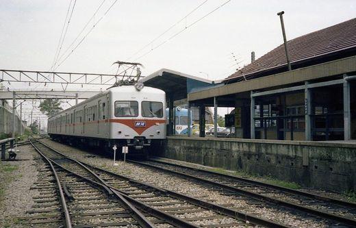 1981年交流山電鉄697-1