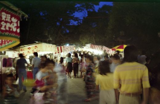 19810731住吉大社夏祭732-1