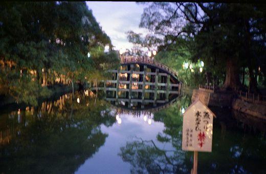19810731住吉大社夏祭731-1