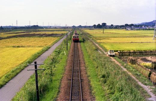 19810927筑波鉄道・田土部764