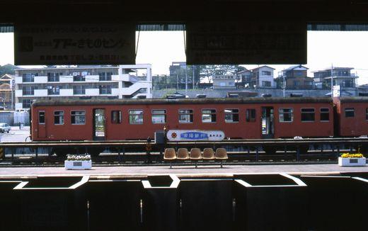 1981年真岡線712-1