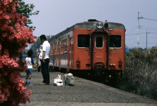 1981年真岡線711-1