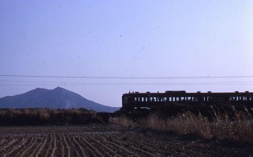 1981年真岡線707-1