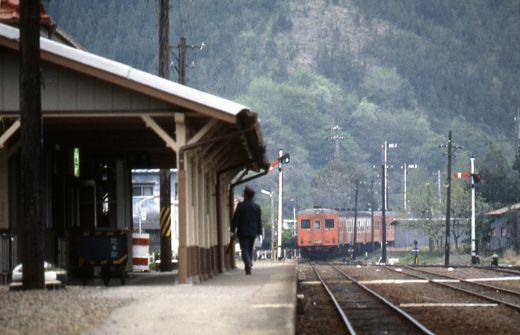 1981年真岡線718-1