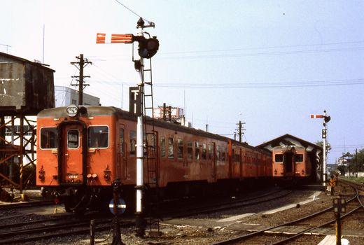 1981年真岡線714-1