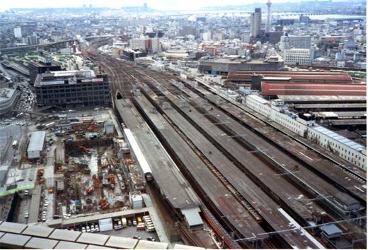 1980?大阪駅978-1