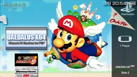 Daedalus X64 beta 2