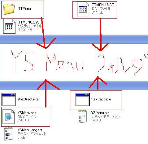 YS Menu説明4
