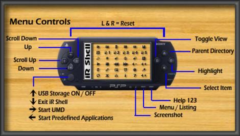 iR Shell v4.92 説明1