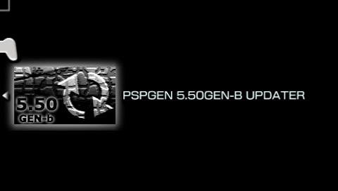CFW 5.50 GEN-B