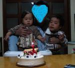 027れーちゃんケーキ