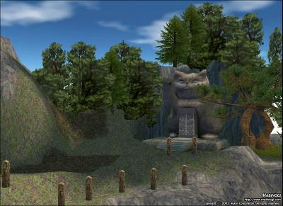 貓島的地下城