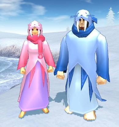 日本海豹袍
