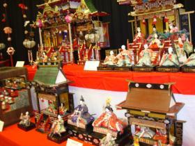 昭和30年代の御殿飾り