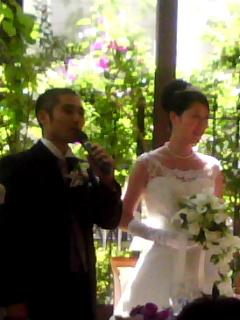 ハナケン結婚式