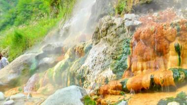 噴泉塔(天然記念物)