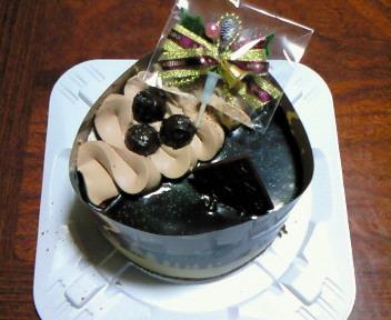 2コ目のクリスマスケーキ