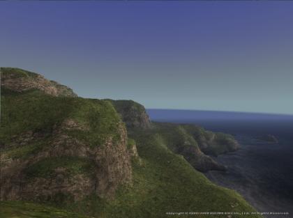 タブナジアはきれいなところが多いね