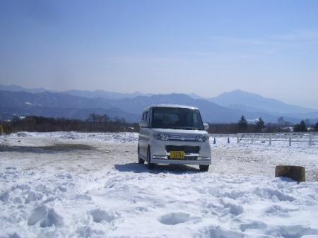 冬の清泉寮 014
