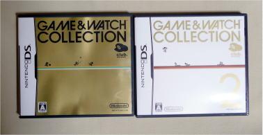 ゲーム&ウオッチ コレクション