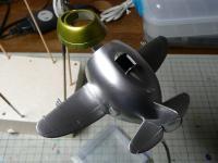 たまごひこーき P-47 サンダーボルト