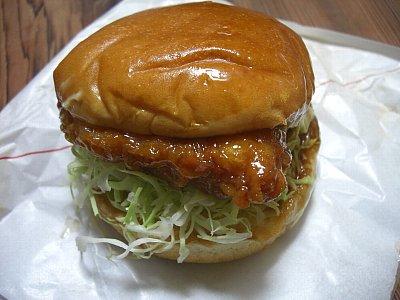 チキン南蛮バーガー1