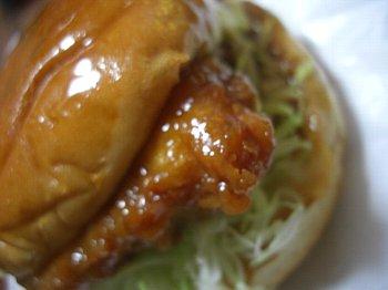 チキン南蛮バーガー2