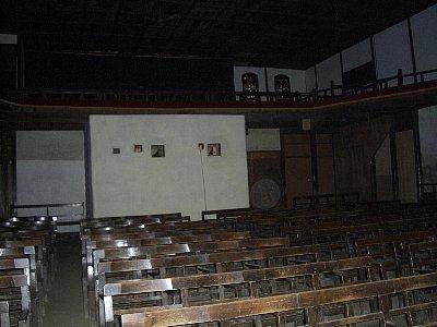 貞光劇場客席