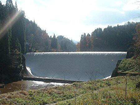 大分 白水ダム1