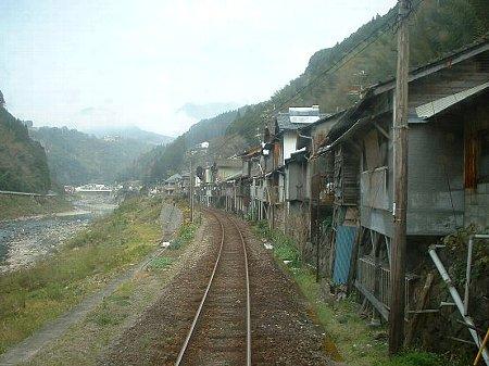 高千穂鉄道槇峰付近 1
