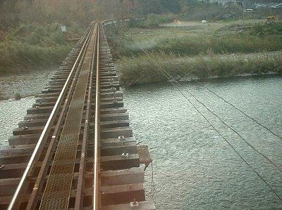 高千穂鉄道 川水流橋梁