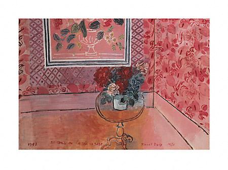 Raoul Dufy - La Vie en Rose