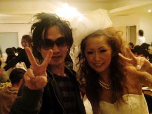 カナ結婚式