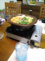 キムチ鍋ー1
