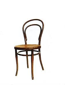 椅子の個展 ミヒャエル・トーネ...