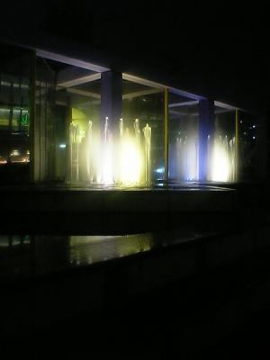 CCの噴水