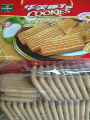 椰子クッキー