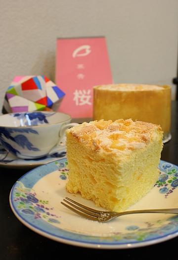 桜シフォン