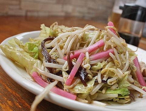 中野菜炒め