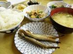 民宿福井の朝飯